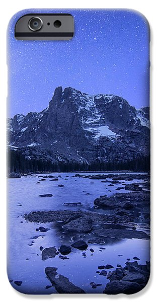 IPhone 6 Case featuring the photograph Notchtop Night Vertical by Aaron Spong