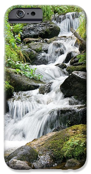 Oasis Cascade IPhone 6 Case by David Chandler