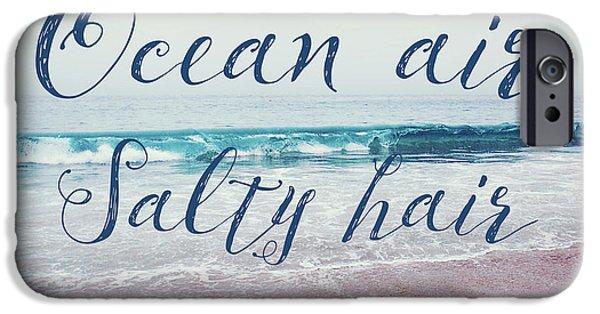 Beach Quotes Iphone 6 Cases Fine Art America