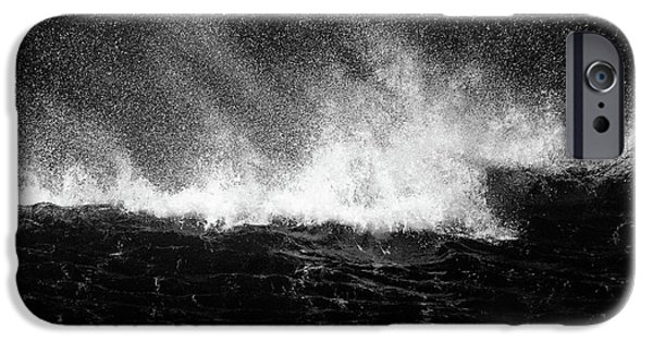 Norway iPhone Cases - Offshore iPhone Case by Dave Bowman