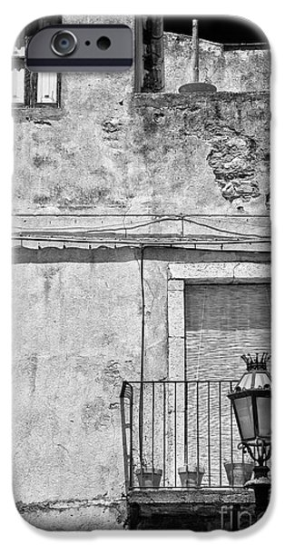 Old House In Taormina Sicily IPhone 6 Case