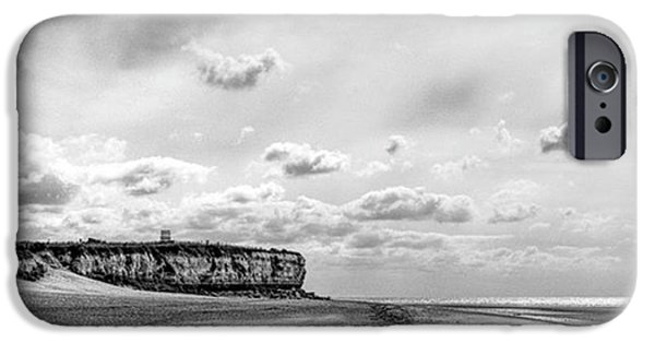 Sky iPhone 6 Case - Old Hunstanton Beach, Norfolk by John Edwards