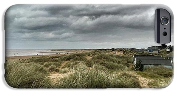 iPhone 6 Case - Old Hunstanton Beach, North #norfolk by John Edwards