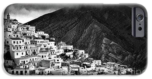 Olympos. Karpathos Island Greece IPhone 6 Case