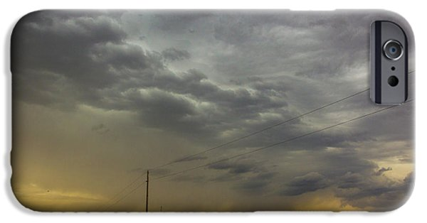 Nebraskasc iPhone 6 Case - On My Way To Wray Colorado 011 by NebraskaSC