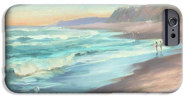 Pacific Ocean iPhone 6 Case - On The Beach by Steve Henderson