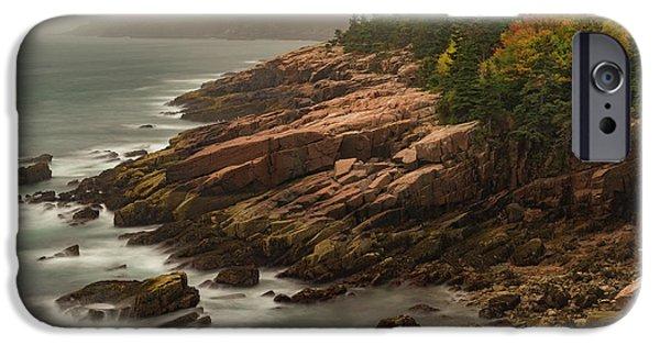 Otter Cliffs IPhone 6 Case