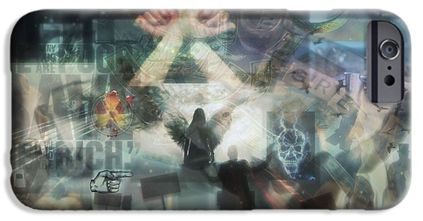 Our Monetary System  IPhone 6 Case by Eskemida Pictures
