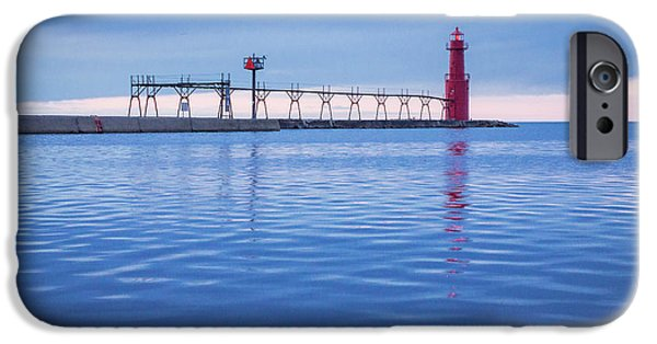 IPhone 6 Case featuring the photograph Out Of The Blue by Bill Pevlor