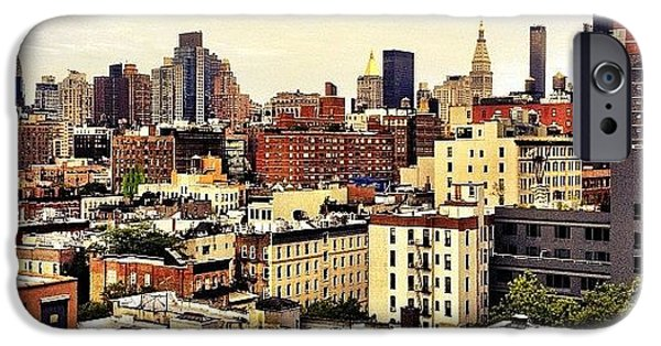 Over The Rooftops Of New York City IPhone 6 Case