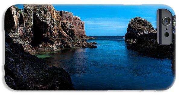 Edgar Laureano Photographs iPhone Cases - Paradise lost at sea iPhone Case by Edgar Laureano