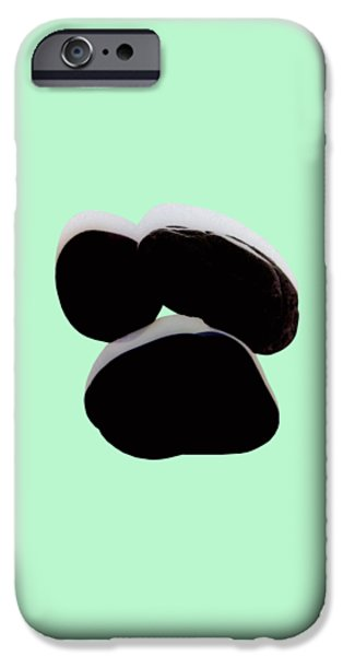 iPhone 6 Case - Paranormale Stones - Shadows by Orphelia Aristal