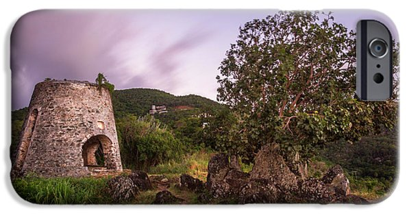IPhone 6 Case featuring the photograph Peace Hill Ruins by Adam Romanowicz