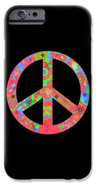 Peace IPhone 6 Case