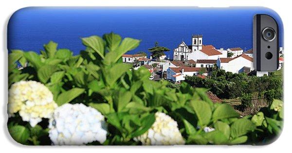 Village By The Sea iPhone Cases - Pedreira do Nordeste iPhone Case by Gaspar Avila