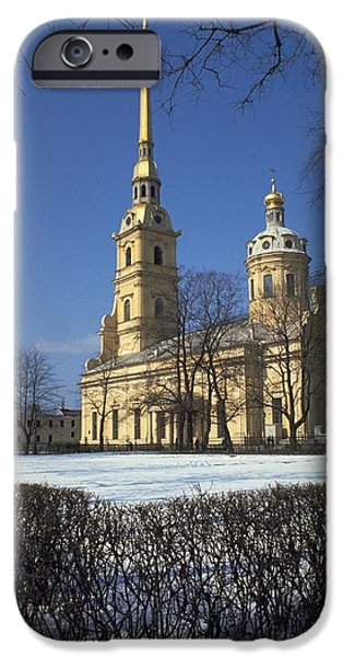 Peter And Paul Cathedral IPhone 6 Case by Travel Pics
