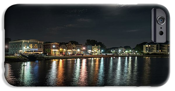 Pewaukee At Night IPhone 6 Case