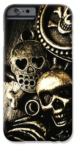 IPhone 6 Case featuring the photograph Pirate Treasure by Jorgo Photography - Wall Art Gallery