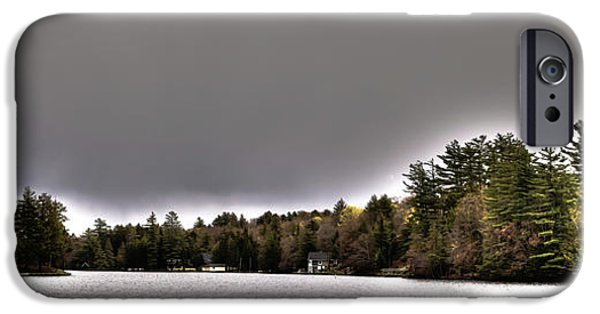 Pond Panorama IPhone 6 Case by David Patterson