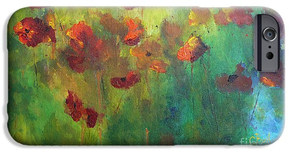 Poppies IPhone 6 Case