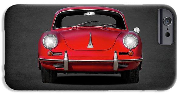iPhone 6 Case - Porsche 356 by Mark Rogan
