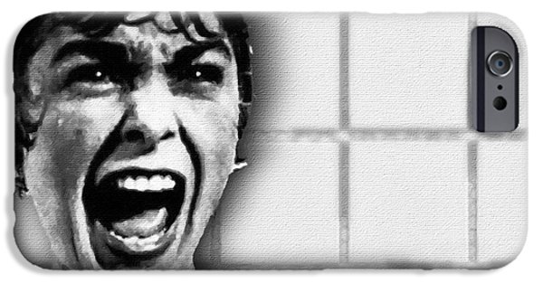 Risultati immagini per psycho shower cover iphone