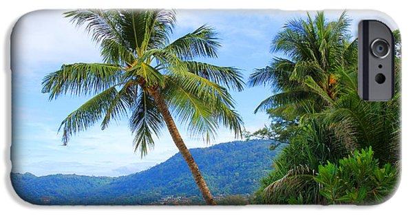 Dissing iPhone 6 Case - Phuket Patong Beach by Mark Ashkenazi