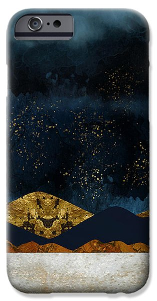 Landscapes iPhone 6 Case - Rain by Katherine Smit