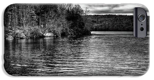 Reflections On Limekiln Lake IPhone 6 Case by David Patterson