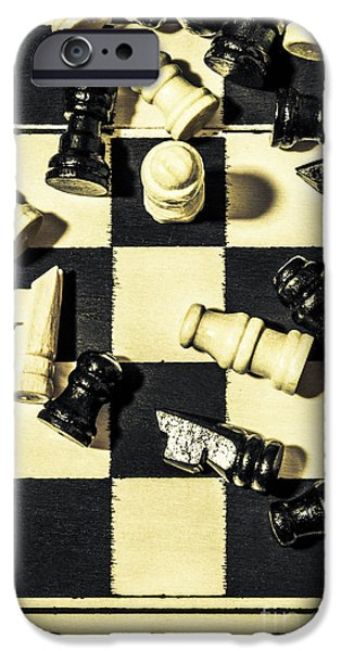 IPhone 6 Case featuring the photograph Reigning Champ by Jorgo Photography - Wall Art Gallery