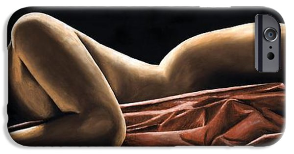 Nude Figurative iPhone 6 Case - Reverie by Richard Young