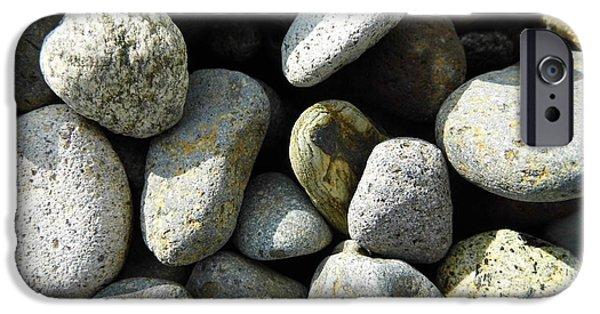 iPhone 6 Case - Rocks by Palzattila