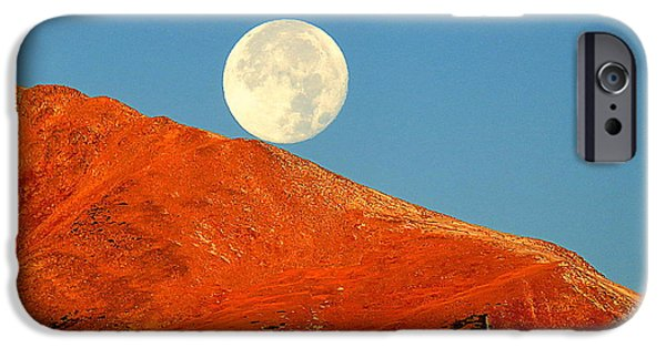 Rolling Moon IPhone 6 Case