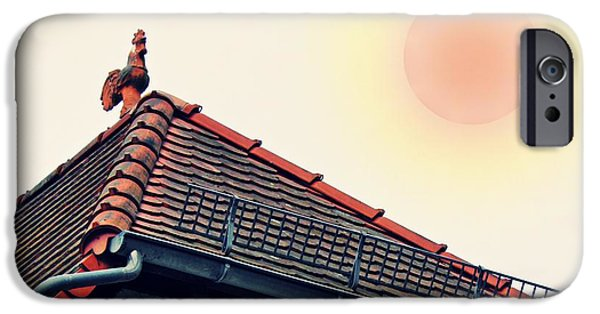Rooster On The Roof IPhone 6 Case