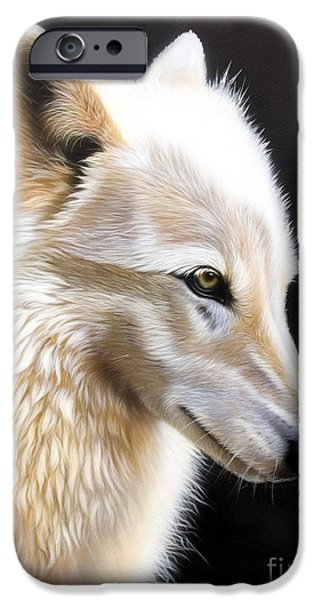 Best Sellers -  - Airbrush iPhone Cases - Rose III iPhone Case by Sandi Baker