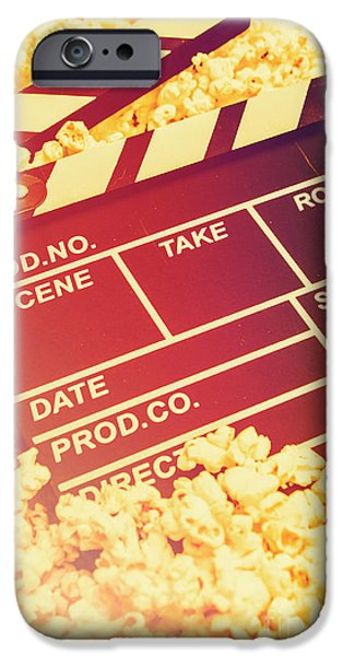 Scene From An American Movie IPhone 6 Case