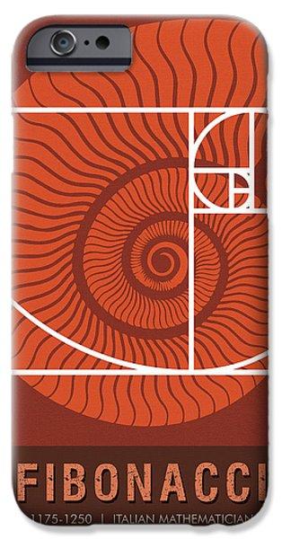 hot sale online 5f4cd 437e5 Leonardo Fibonacci iPhone 6 Cases | Fine Art America