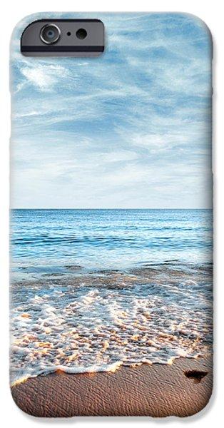 Seashore iPhone Case by Carlos Caetano