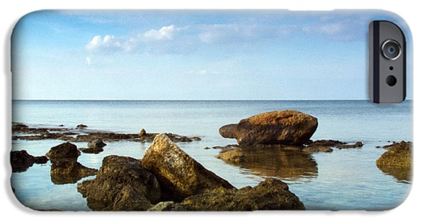 Ocean iPhone 6 Case - Serene by Stelios Kleanthous