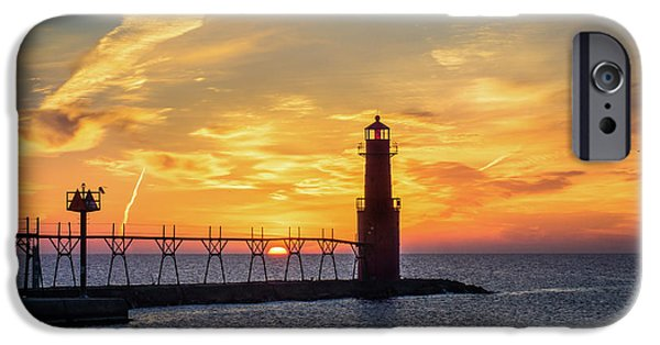 IPhone 6 Case featuring the photograph Serious Sunrise by Bill Pevlor