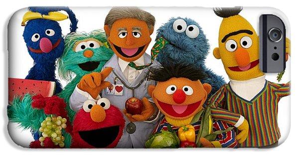 Sesame Street IPhone 6 Case