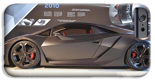 Lamborghini Sesto Elemento Iphone 6 Cases Fine Art America