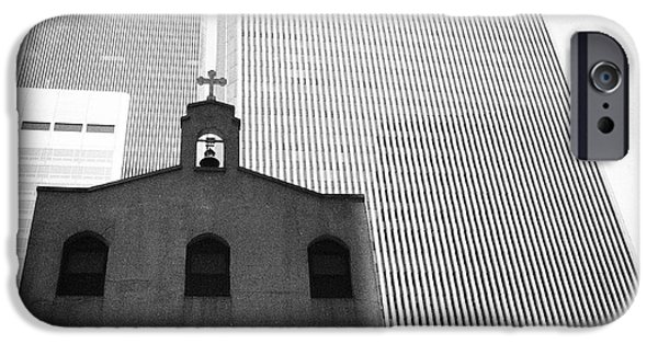 Shadow Of World Trade Center IPhone 6 Case