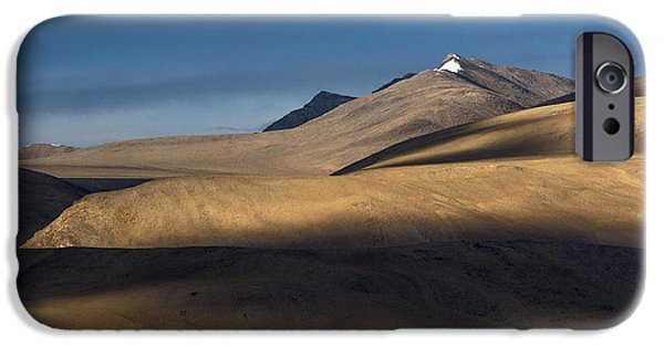 Shadows On Hills IPhone 6 Case by Hitendra SINKAR