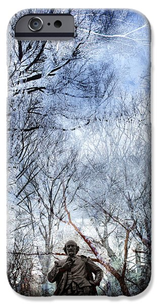 Shakespeare In The Park Collage IPhone 6 Case