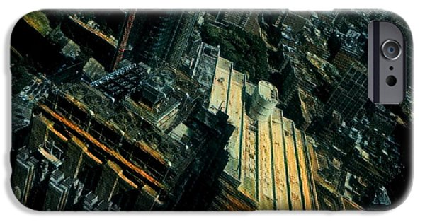 iPhone 6 Case - Skewed View by Gina Callaghan