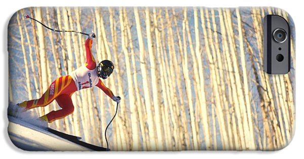 Skiing In Aspen, Colorado IPhone 6 Case