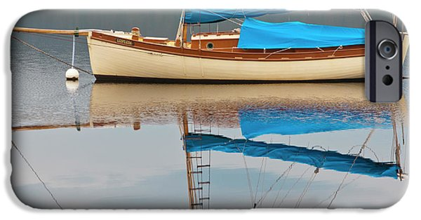 IPhone 6 Case featuring the photograph Smooth Sailing by Werner Padarin