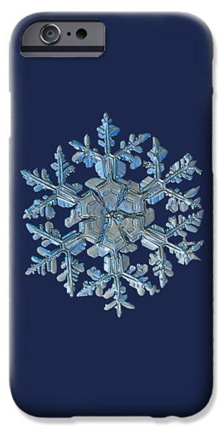 Snowflake Photo - Gardener's Dream IPhone 6 Case