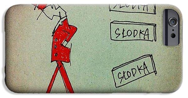 Design iPhone 6 Case - Słodka by Shinya Ayama